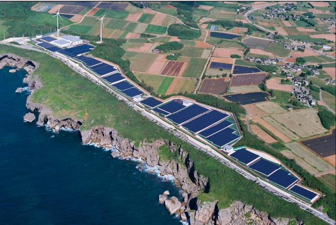 Energi Terbarukan Untuk Kepulauan Studi Kasus Di Miyakojima Jepang